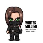 Winter Soldier 酷寒戰士 | 英雄圖譜 | 活力熊