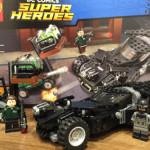 2016 新款 LEGO 76045 蝙蝠車氪石搶奪戰開箱實錄 | 玩具百科|活力熊