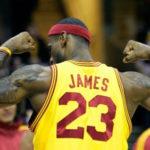 能量攝取W.S  為LeBron James的輝煌開道