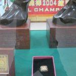 選手的光榮勳章 棒球文物展的獎項典藏